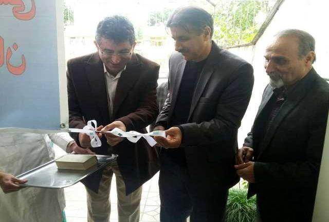 افتتاح کلینیک جامع تخصصی پزشکی هیات فوتبال استان گلستان