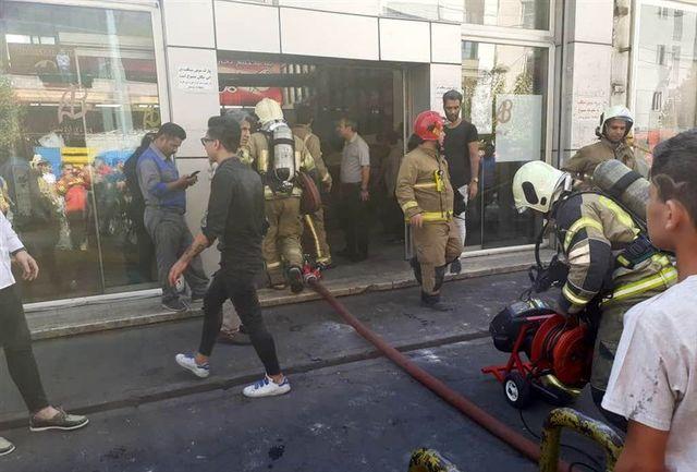 انفجار مهیب در غرب پایتخت+ تصاویر