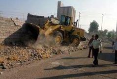 رفع تصرف از 24 هزار مترمربع اراضی ملی دماوند