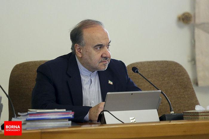 دستور وزیر ورزش وجوانان مبنی برتمرکز امداد رسانی به خوزستان+ عکس
