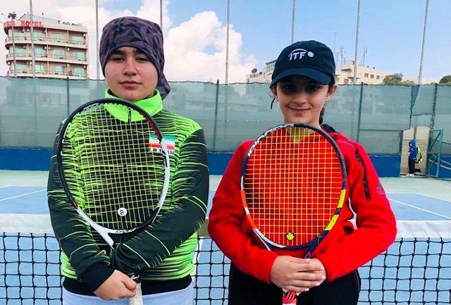 تنیسور ارومیهای امروز برای عنوان سوم غرب آسیا تلاش می کند