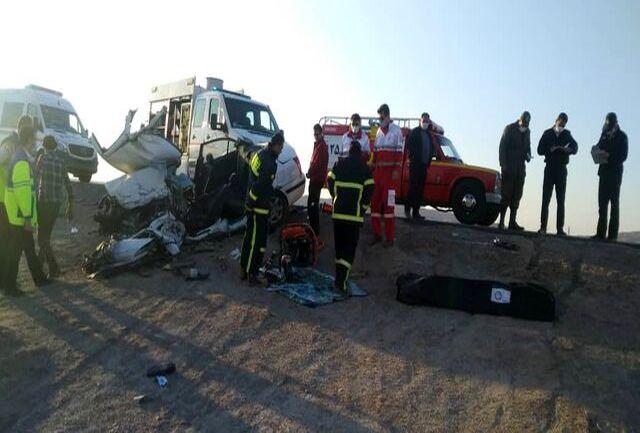 مجروحیت  ۲۷ درصدی در حوادث رانندگی در کرمانشاه