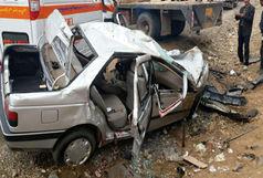حادثه رانندگی در محور «یامچی -یکان کهریز»
