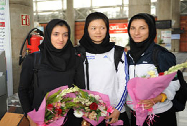سوسن حاجی پور: تمام هدفم کسب سهمیه المپیک در تایلند است