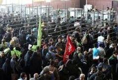 تردد زائران از مرز بین المللی مهران نزدیک به 50 درصد رشد یافت