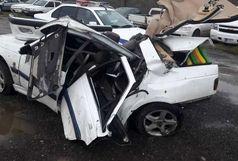 بازهم بی احتیاطی راننده قربانی گرفت