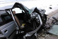 ترکیدن لاستیک خودروی 405 دو نفر را به کام مرگ فرستاد