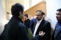 بازدید سرزده رئیس کل دادگستری البرز از اجرای احکام مدنی کرج