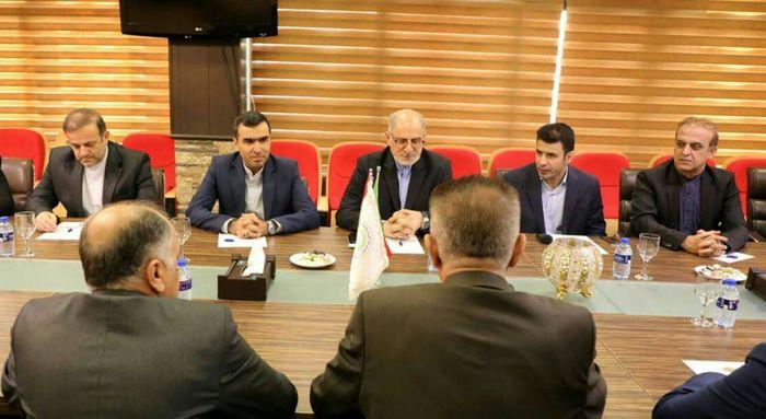 سفر معاون اقتصادی وزارت خارجه به سلیمانیه