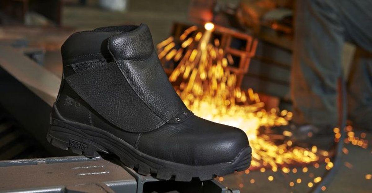 مشخصات بهترین کفش ایمنی   انتخاب بهترین کفش ایمنی