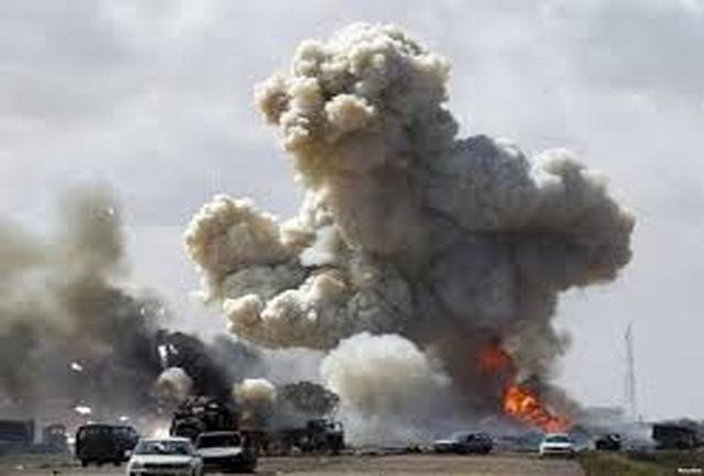 انفجار خودرو رهبر حماس در اردوگاهی در غزه