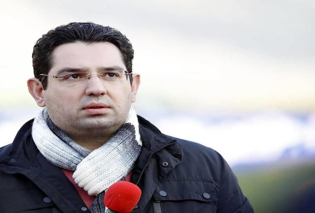 محمدرضا احمدی گزارشگر بازی ایران و یمن