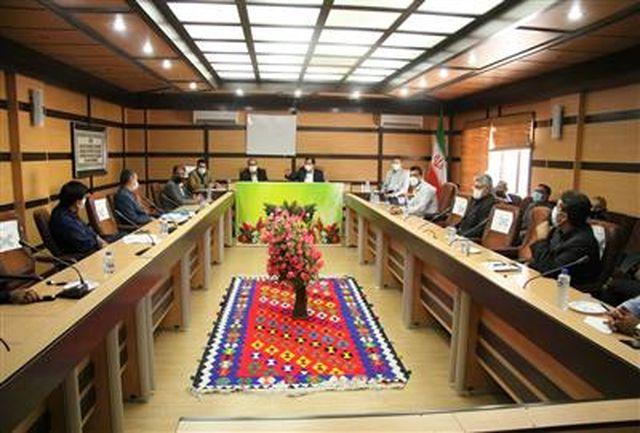 برگزاری نشست مرکز خدمات سرمایه گذاری استان کهگیلویه و بویراحمد