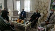 وزیر ورزش و جوانان با سید جمال حسینی دیدار کرد