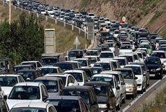 آخرین وضعیت ترافیکی جاده ها / بارش باران در برخی از محورهای استان کرمان