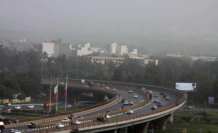 پنجمین روز پیاپی آلودگی هوای مشهد
