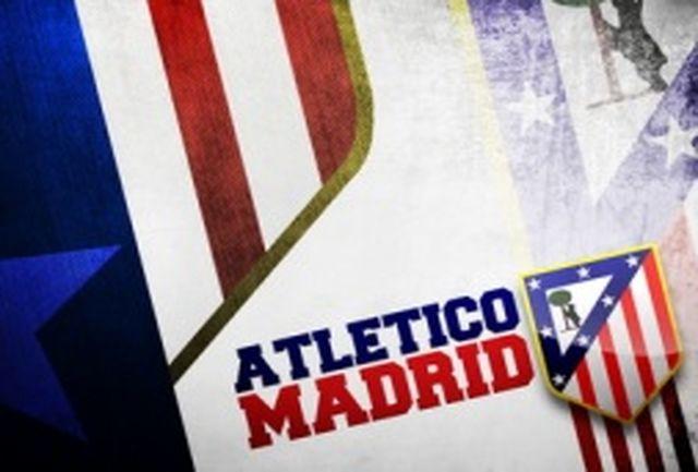 پیروزی اتلتیکومادرید مقابل اسپانیول