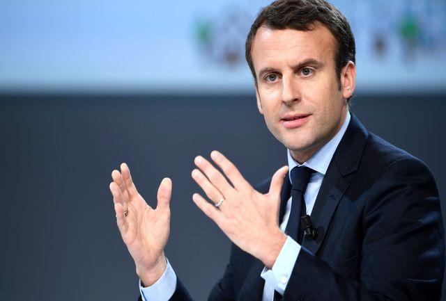 نمایندگان پارلمان اروپا دست رد به سینه مکرون زدند