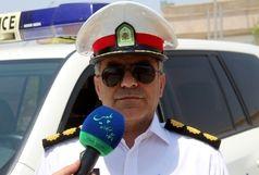 راننده متخلف شهر سرمست کرمانشاه در ایلام دستگیر شد