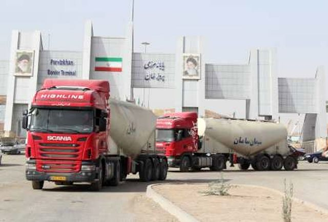 در روز انتخابات، تردد مسافر و صادرات کالا از مرزهای قصرشیرین بدون وقفه انجام می شود