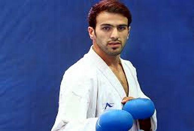 صادر شدن مجوز حضور کاراته کای الوندی در المپیک
