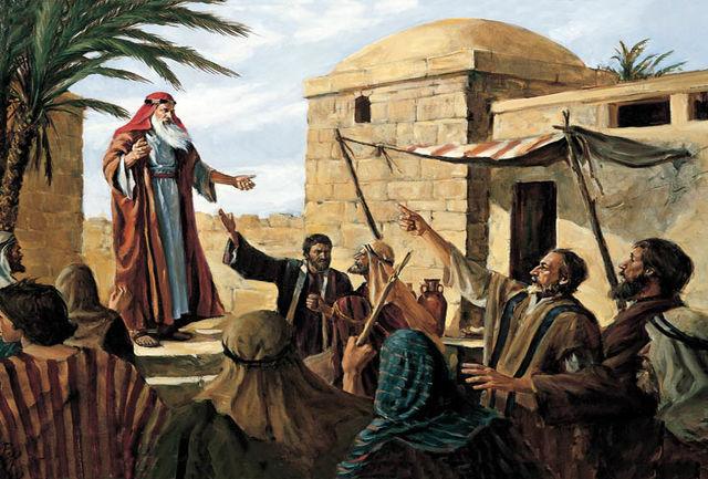 قرآن درباره پیامبران بنی اسرائیل چه می گوید؟