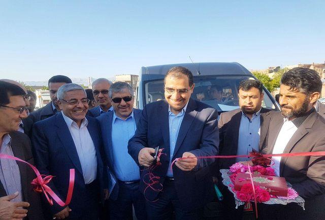 افتتاح مرکز مطالعه کوهورت دریاچه ارومیه در شهر قوشچی