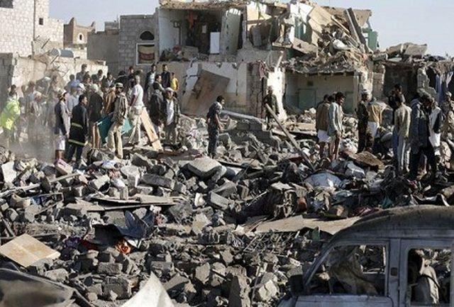 حمله ارتش یمن به پایگاه نظامی سعودی
