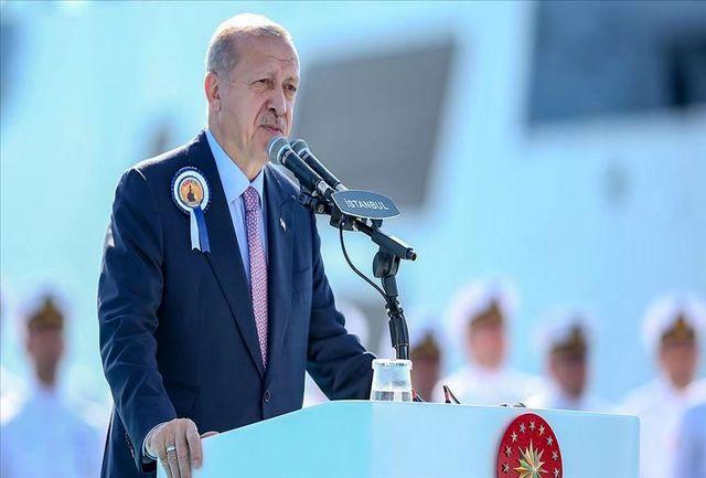 تاکید اردوغان بر اقدام مشترک جهانی علیه کرونا