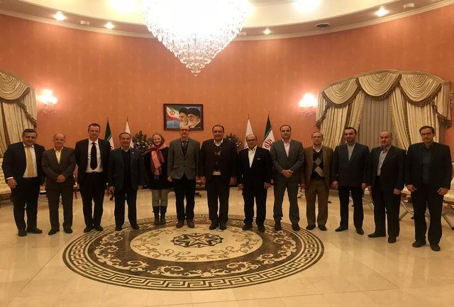 اتریش می کوشد تا زمینه بهره مندی ایران ازدستاوردهای برجام فراهم شود