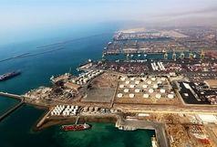 پهلوگیری ۳۳۱ فروند کشتی حامل فرآورده های نفتی در بندر نفتی خلیج فارس