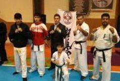 کاراته کاهای خلخال 2 طلا، 2 نقره و یک برنز کسب کردند
