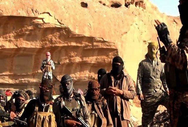 نجات یک زن و دخترانش از دست پدر داعشی