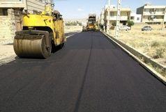 زیرسازی و آسفالت سه میلیون و 557 هزار و 415 مترمربع از معابر شهری کرمان