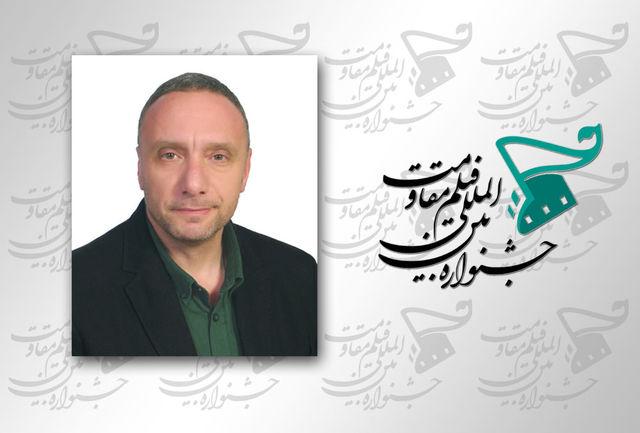 حضور باسل الخطیب کارگردان مطرح سینمای عرب در جشنواره بینالمللی مقاومت