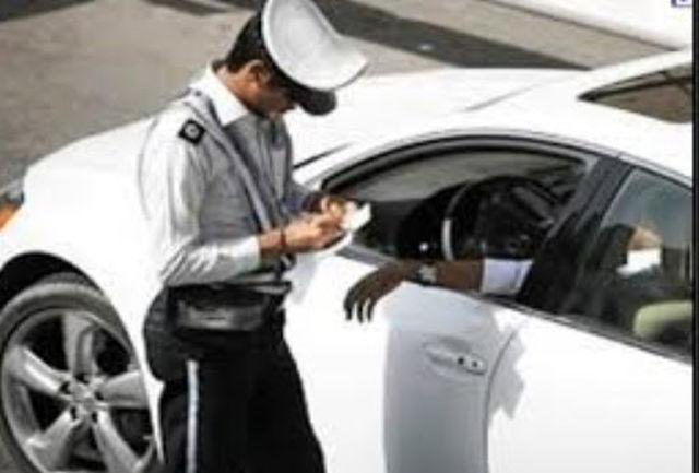 اجرای طرح برخورد با تخلفات حادثه ساز به ویژه استفاده از تلفن همراه و نبستن کمربند ایمنی