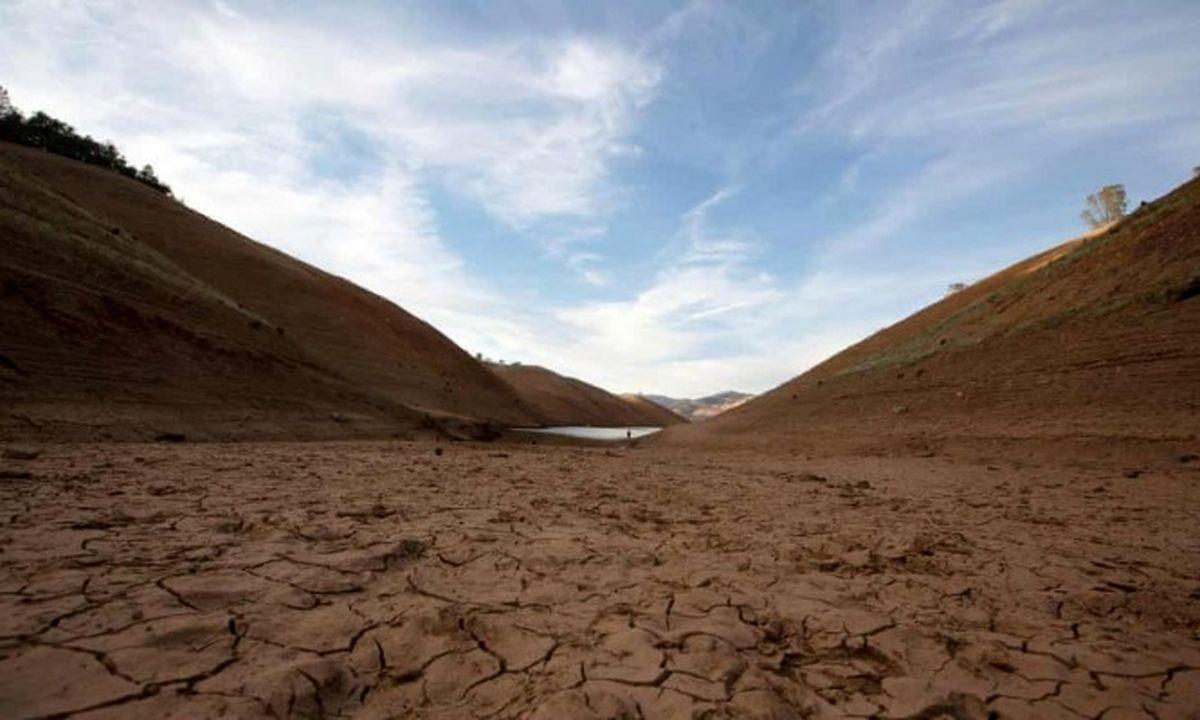 خشکسالی بی سابقه در 1200 سال گذشته آمریکا