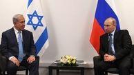 دیدار پوتین و نتانیاهو برای بررسی «وضعیت حاد» در خاورمیانه