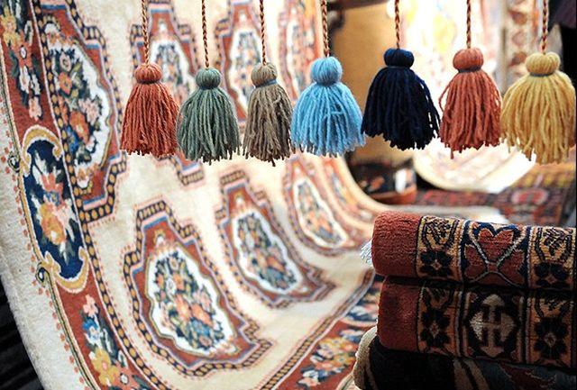 تا پایان سال 20 هزار متر فرش دستبافت از کمرگ همدان صادر می شود