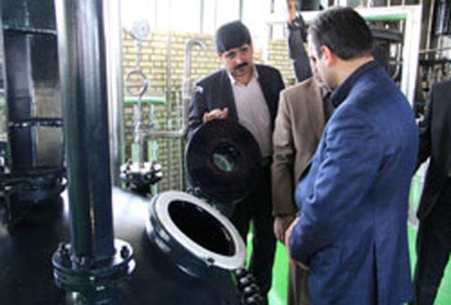 24 واحد تولیدی در شهركهای صنعتی قزوین به بهره برداری رسید