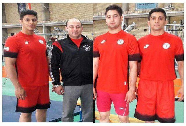 4 نماینده ورزش های زورخانه ایی از کردستان در قالب تیم ملی ایران به باکو می روند