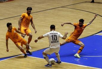 قهرمانی مس سونگون در لیگ برتر فوتسال کشور