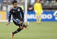 درخشش خیرهکننده فوتبالیست ایرانی در آمریکا
