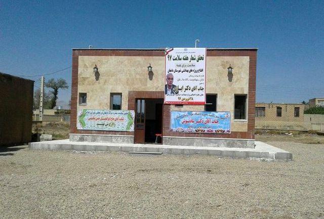 ساخت ۲۹ خانه بهداشت روستایی در دامغان