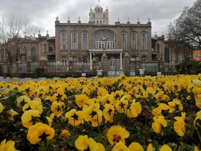 بافت تاریخی فرهنگی شهر، رنگ و بوی بهار به خود گرفت