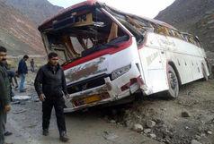 انحراف اتوبوس در جاده مرند ۲۱ مصدومبرجای گذاشت