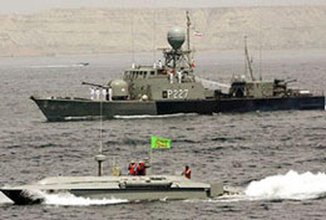 کشف ۷۰۰ هزار لیتر سوخت قاچاق در خلیج فارس