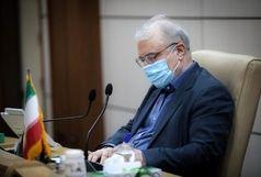 استمداد خواهی وزیر بهداشت از رهبر معظم انقلاب در خصوص افزایش رعایت پروتکلها