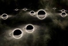 کشف لانهای پر از سیاهچاله اخترشناسان را شوکه کرد!