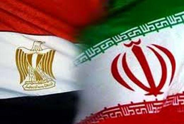 سطح روابط ایران و مصر به تاسیس سفارتخانه ارتقا پیدا می کند